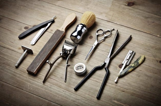 The right tools to help you grow a beard