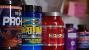 training supplements
